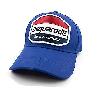 Dsquared2 geboren In Kanada Cap Blau