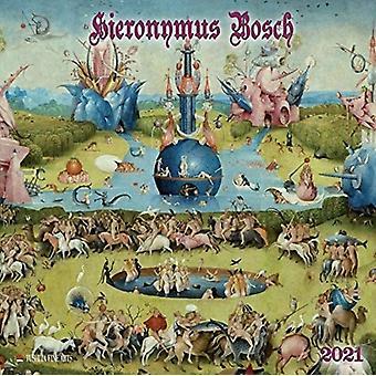 HIERONYMUS BOSCH 2021 by Hieronymus Bosch