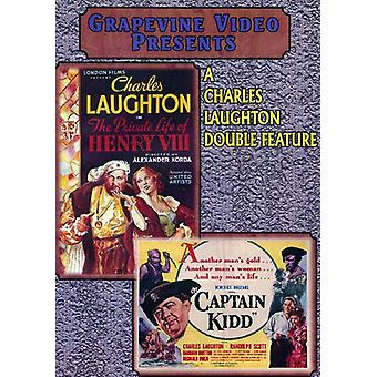 Private Life of Henry VIII (1933)/Captain Kidd (19 [DVD] USA import