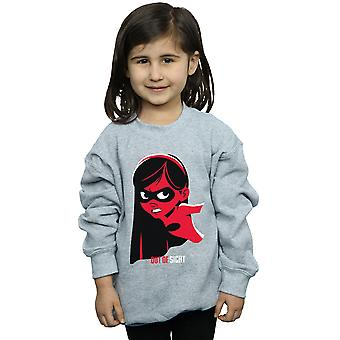 Disney Girls Incredibles 2 Incredible Girl Sweatshirt