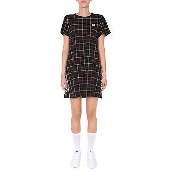 Fila 687855a682 Women's Black Cotton Dress