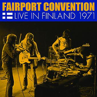 Fairport Convention - Live in Finland 1971 [CD] USA import