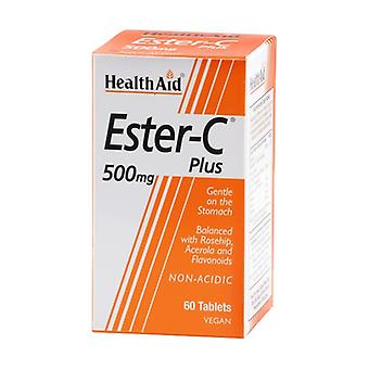 Ester C Plus 60 tabletter på 500mg