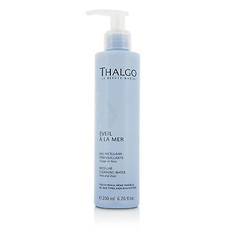 Eveil a la mer micellar reinigingswater (gezicht en ogen) voor alle huidtypes, zelfs gevoelige huid 209894 200ml/6.76oz