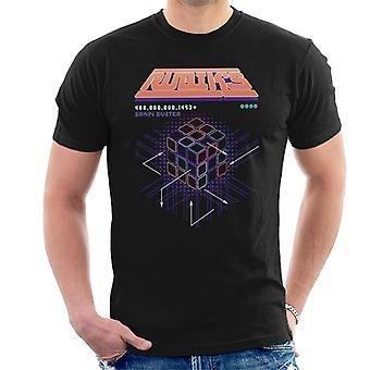 Rubik ' s Brain Buster mannen ' s T-shirt