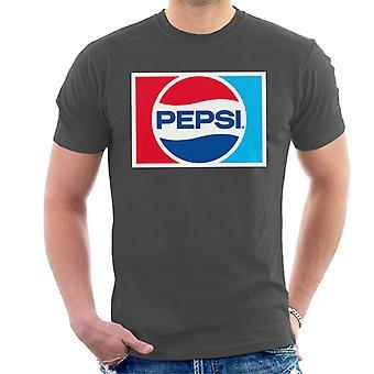 Pepsi 1984 Retro Logo Men's T-Shirt