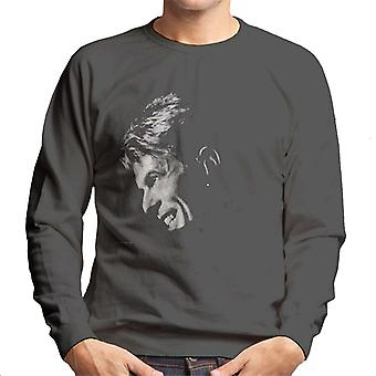 David Bowie Glasgow mannen 1997 Sweatshirt