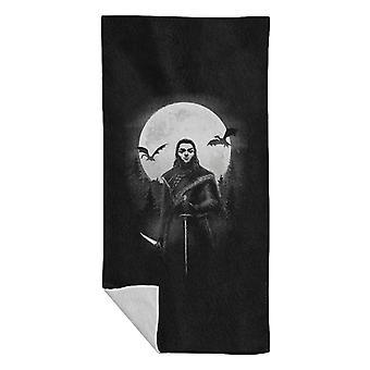 Arya Stark Moon Glow Game Of Thrones Beach Towel