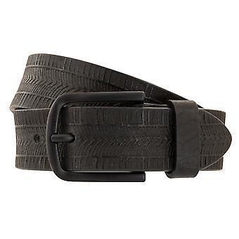Camel active belts men's belts leather belt black 1206