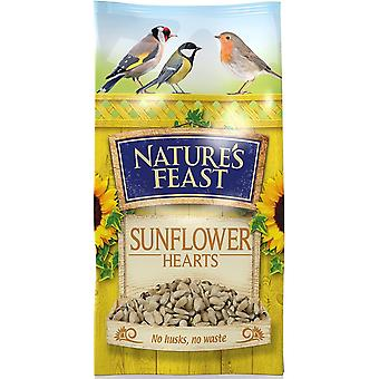 Nature's Feast Natures Feast Sunflower Hearts - 12.75kg