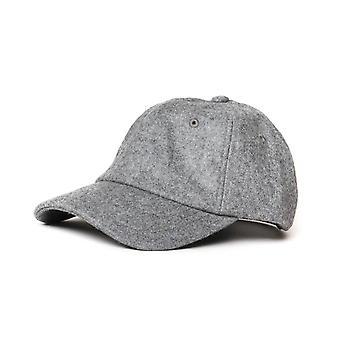 NN07 9120 Grey Wool Cap