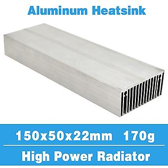 150x50 Radiator Heatsink Aluminum Cooling Cooler Fit Led Transistor Ic Module Power Pbc Heat Dissipation For Led Chip