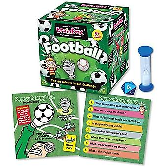 BrainBox Football (55 cards) - Refresh