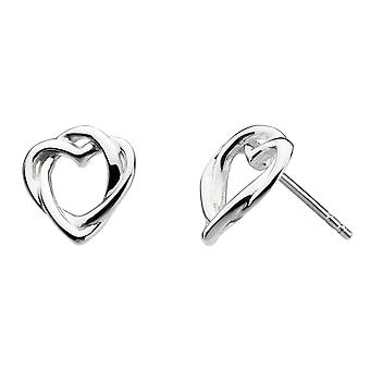 Heritage Open Heart Studs 4313HP021