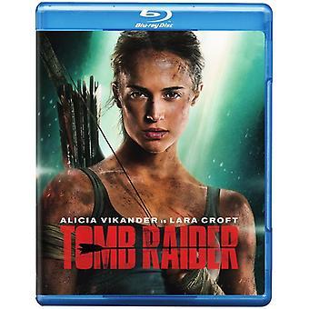 Tomb Raider [Blu-ray] USA import