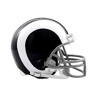 Riddell VSR4 Mini Football Helmet - Los Angeles Rams 1965-1972