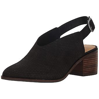 Lucky Brand Womens Lideton Cuir Fermé Toe SlingBack Classic Pompes
