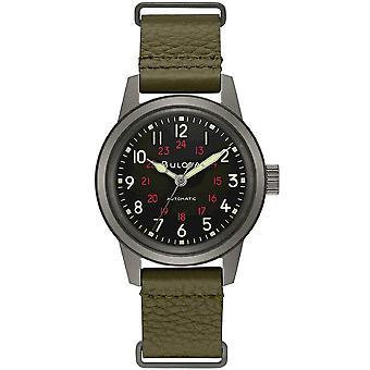 Bulova - Wristwatch - Men - CLASSIC - 98A255