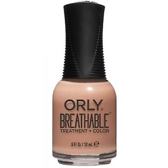 Orly BREATHABLE Treatment + Color - You Go Girl (20983) 18ml
