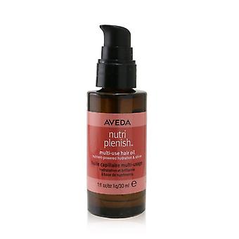 Ravitseva monikäyttöinen hiusöljy (kaikki hiustyypit) - 30ml/1oz
