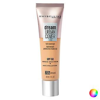 Neste meikki base dream urban cover Maybelline SPF50 (30 ml)/130-buff beige 30 ml