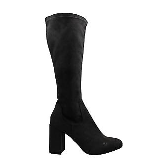 ESPRIT Damen Violetta Wildleder geschlossen Toe Knie High Fashion Stiefel