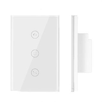 Smart Wifi Curtain Switch For Electric Motorized Blind Roller Shutter