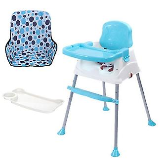 Baby Dinner Table/Détachable Feeding Portable/Réglable Folding Chair, Enfants