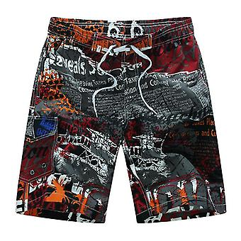 Men's Swimming Shorts Swimming Trunks Swimsuit Man Beach Wear Short Pants