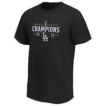 Camisa do Los Angeles Dodgers - Vestiário da World Series 2020