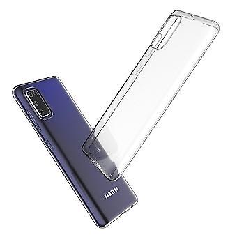 Coque Pour Samsung Galaxy A41, Housse De Protection En Silicone De Haute Qualité, Transparent