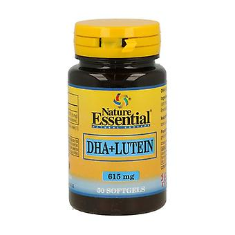 Dha + Lutein 50 softgels of 615mg