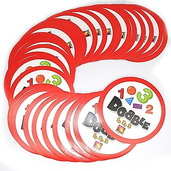 Hp Style Spot It Go Camping Hip Kids Dobble Card Game