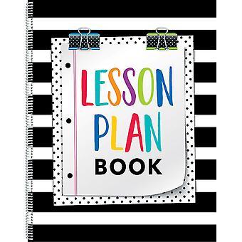 Libro de planes de lección audaz y brillante