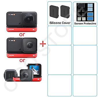 Insta360 Yksi R Toimintakamera 5.7k 4k Laajakulma Vedenpitävä Urheilu VideoKamera