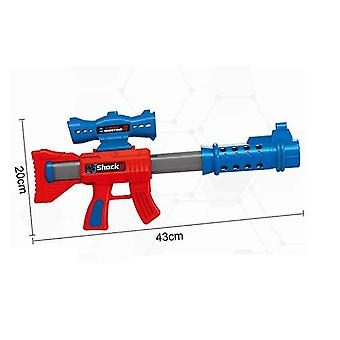 Shooting Game Toys Set, With 2 Players Toy Guns, Standing Shooting Target