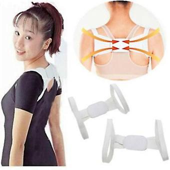 Adjustable Clavicle Posture Corrector Upper Back Brace Shoulder Lumbar Support