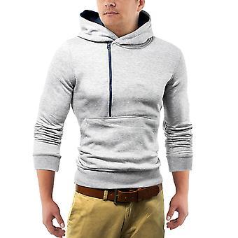 Men's trui gebreid sweat shirt stof Area 51 Sjaal Hooded Sweatshirt