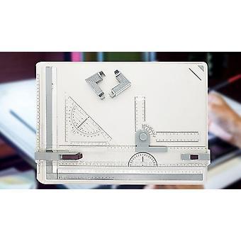 Zeichnungstisch TechnischeTafel mit Ziehkopfmaschine
