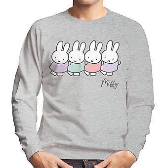 Miffy Dance Class Men's Sweatshirt
