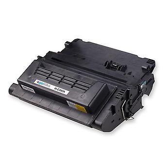 1 Go-blekk svart lasertonerkassett for å erstatte HP CE390A (90A) kompatibel/ikke-OEM for HP Laserjet Pro-skrivere