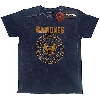 Ramones Presidential Seal Blue Tee-Shirt officiel Unisex