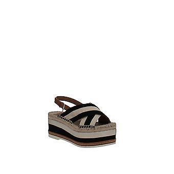 Tory Burch | Criss-Cross Slingback Platform Sandals