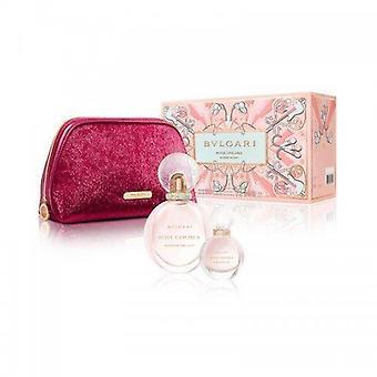 Bvlgari Rose Goldea Blossom Delight Giftset 3 piezas 90 ml