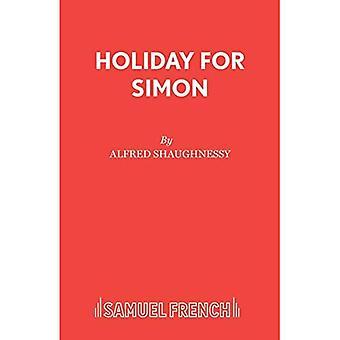 Holiday for Simon