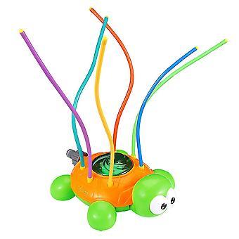 Como mostrado toyvian tortoise irrigador água pulverizando brinquedos de tartaruga para piscina jardim gramado ao ar livre dt2131