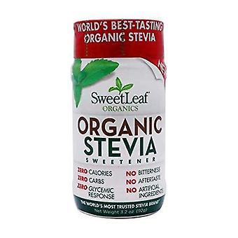 Wisdom Natural Organic Stevia Sweetener, 3.2 oz