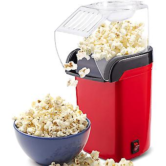 Hot Air Popcorn Machine, 1200w Household Popcorn Machine With Measuring Cup