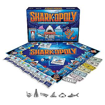 Shark-opoly Board Game