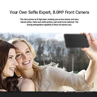 Bluboo Dual 5,5 inch 1920 * 1080p display dubbele camera vingerafdruk telefoon aan de achterkant